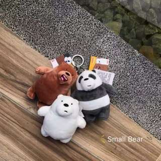 We bare bear small on selling