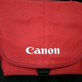 Canon EOS Bag Camera Red Crampler