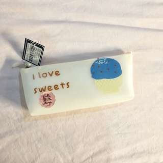I Love Sweets Pencil Case (Forme)
