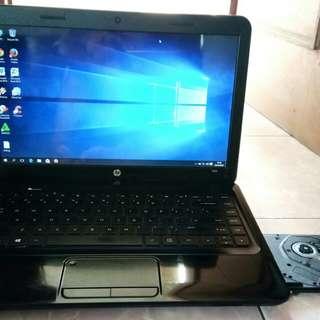 Laptop HP 1000 untuk desain grafis dan games