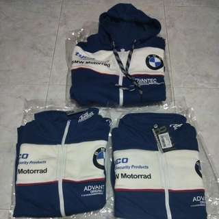 Customer's order of BMW Hoodie and Jacket