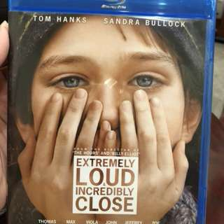 Extremely loud and incredibly close blu ray
