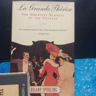 Le Grande Therese by Hilary Spurling