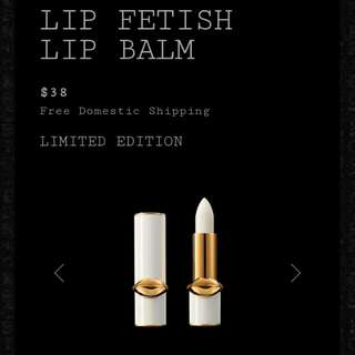 Pat McGrath Fetish lipbalm