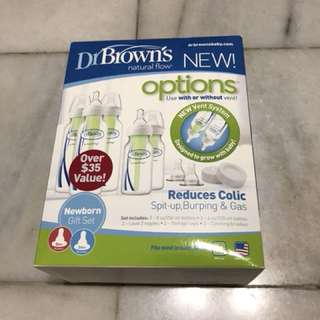 Dr Brown's Natural Flow Feeding Bottle
