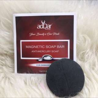 magnetic soap