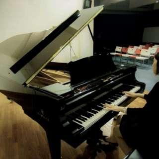 Piano & Theory lesson