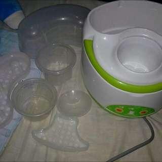 Sterilizer and Milk Heater