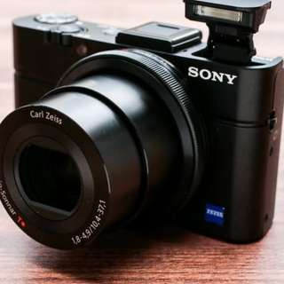 Sony Rx100 mark 2