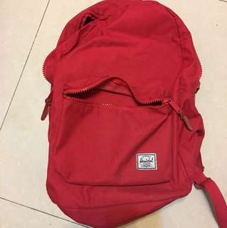 Herschel bag, still have a lot. View my profile