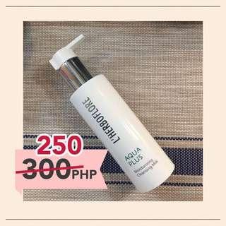 [SALE] L'Herboflore Aqua Plus Moisturizing Cleansing Milk