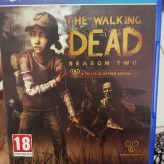 Walking Dead Season 2 (Used)