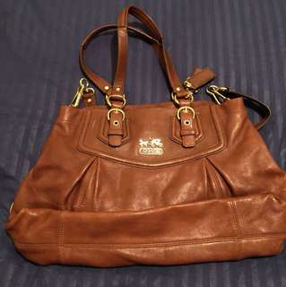 Coach handbag (44*26*8cm)