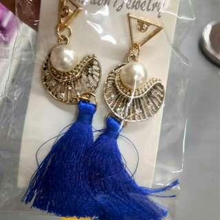 Candy Tassel Earring