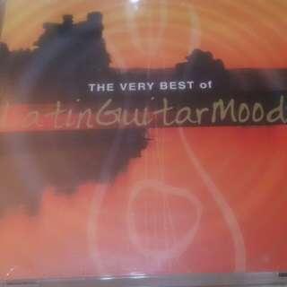 Latin guitar moods cd music album