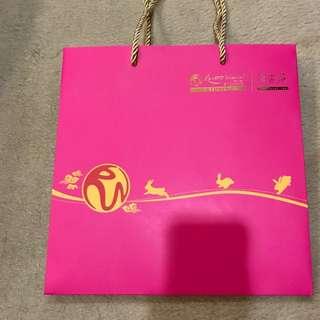 Resorts World Sentosa paperbag