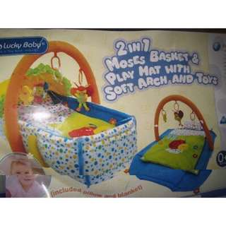PLAY MAT/PLAY GYM 2 in 1