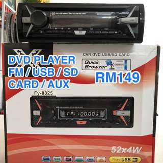 SINGLE DIN PLAYER
