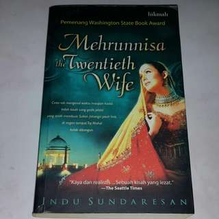 Mehrunnisa the Twentieth Wife