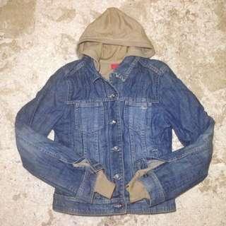 Esprit hoodie 2 layers