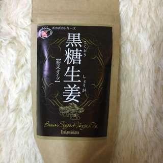 沖繩 黑糖生姜茶