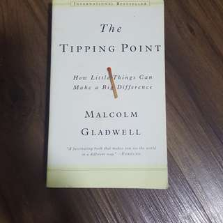 The tipping point / Malcolm gladwell