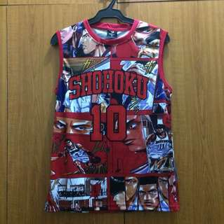 Sakuragi Dri-Fit Top