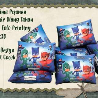 photo bantal printing