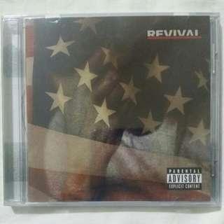 [Music Empire] Eminem - Revival (Explicit) CD Album