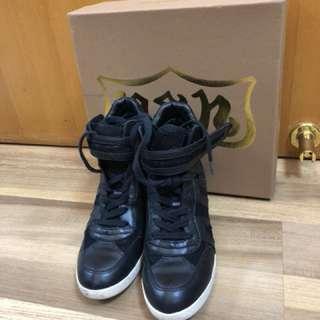 Ash Black sneakers size 37