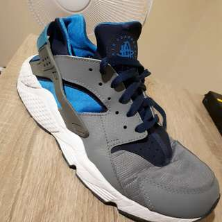 Nike Huarache - Blue & Grey colourway