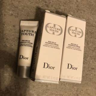 dior capture youth age-delay advance creme 3ml
