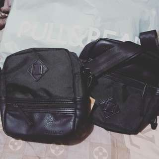 Ready Stok Sling Bag Pull&Bear Man SALE Limited