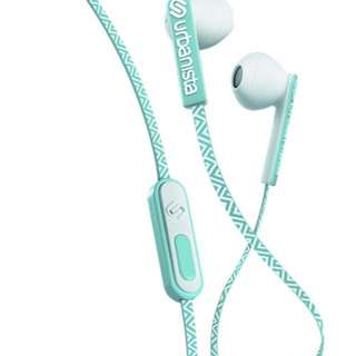 TCL : URBANISTA SAN FRANCISCO HEADSET IN OCEAN DRIVE MINT