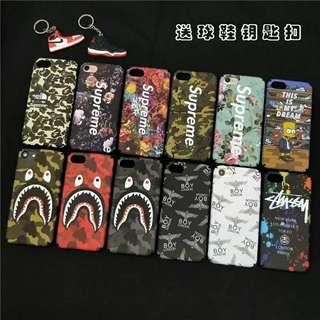 Iphone 6s/ 7 / 7 plus / 8 / 8 plus / X case