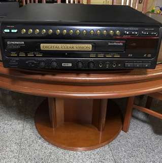 Pioneer CD/VCD/LD player