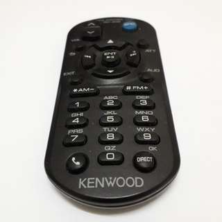 Kenwood remote