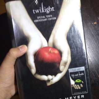 Twilight Life and Death: Tenth Anniversary Edition by Stephenie Meyer