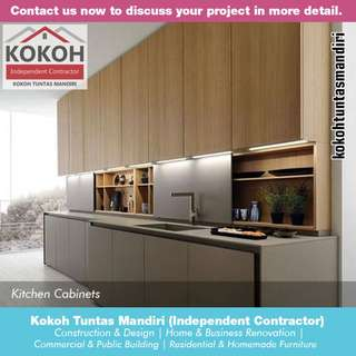 Kitchen Set KF-KC11 [Made To Order] Yogyakarta