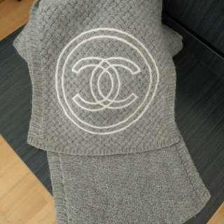 🚚 (降價)Chanel 圍巾