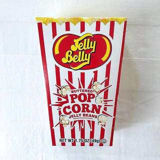 Authentic Jelly Belly Buttered Popcorn Jelly Beans