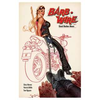 Barb Wire: Steel Harbor Blues Book 1
