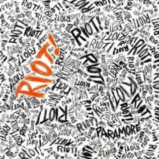Paramore Riot Vinyl