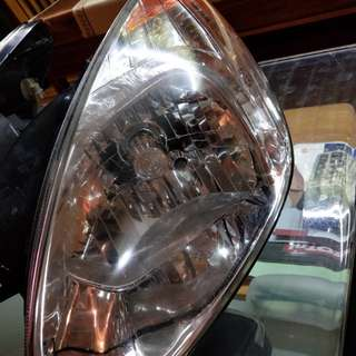 hyundai verna headlights 1set