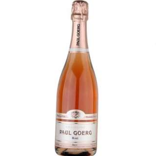 Champagne Paul Goerg Rose, NV 香檳