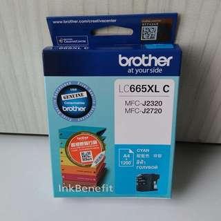 Brother printer cateriage 原廠墨水