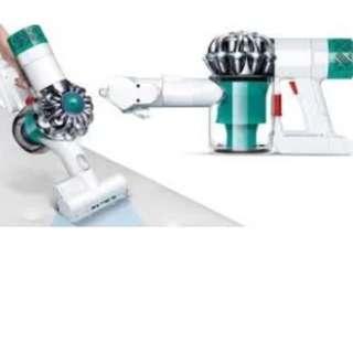Dyson V6 Mattress吸塵機(4吸頭組合)