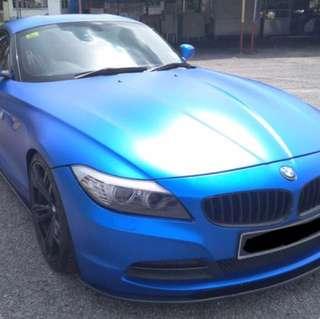 BMW Z4 2.5 S-DRIVE