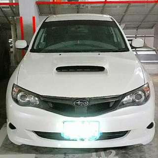 Subaru Wrx 2.0 v10 SG