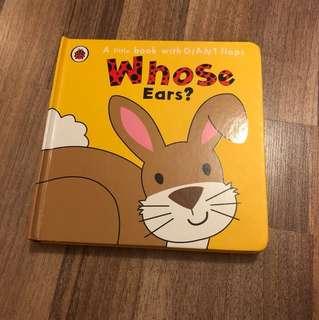 Ladybird - Whose Ears